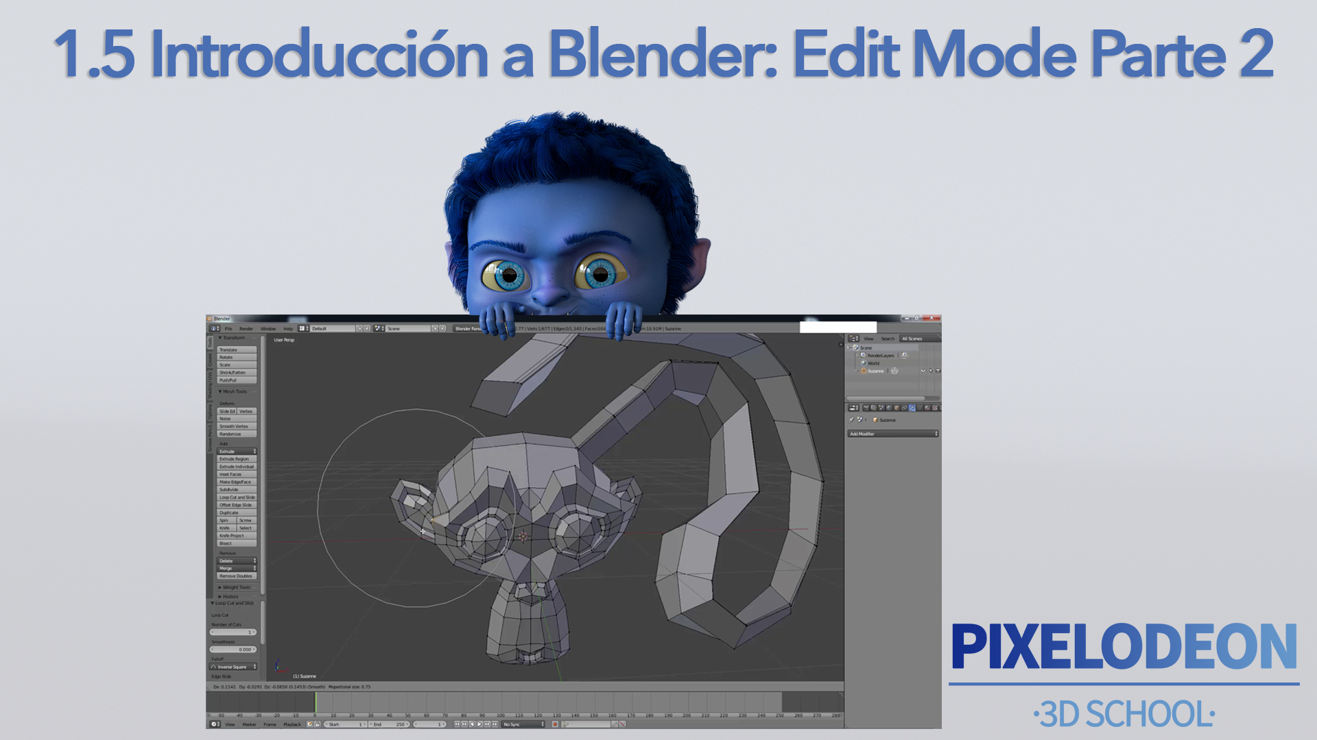tutorial-1-5-introduccion-a-blender-edit-mode-parte-2