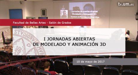 I Jornadas de Modelado y Animación Universidad de Murcia