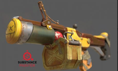 cabecera Substance Painter